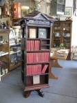 "The Tabard Library Inn is a fabulous piece that was found locally and is now on display at ""American Antiques"" in the Fountain district. American Antiques is owned and operated by Mr. Ray Martin."